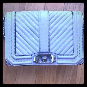 Rebecca Minkoff crossbody purse! Great condition!